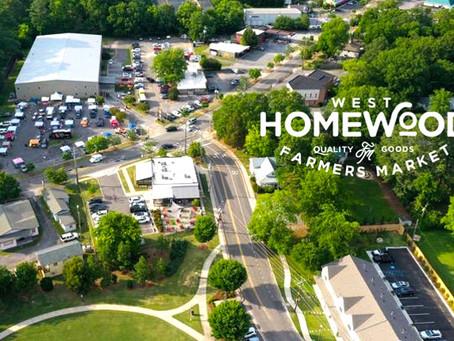 West Homewood Farmer's Market - June 8th