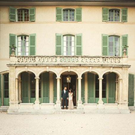 Mariage Chic & Gold à La Bastide de Toursainte