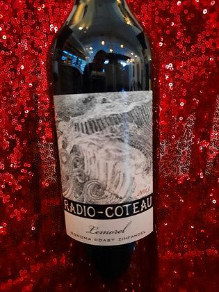 Radio- Coteau Old Vine Zinfandel 2013 EXTREMELY limited