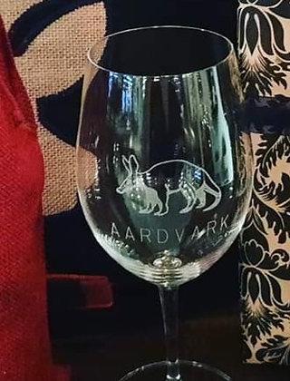 Aardvark Wine Glass