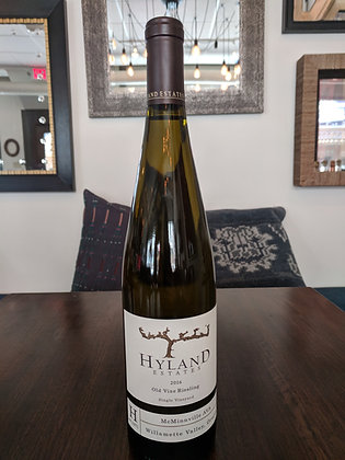 Hyland Estates Riesling- Willamette Valley