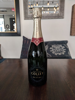 Collet Brut Art Deco Champagne