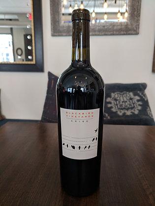 (Jillian's Red Wine Pick!) Blackbird Arise Proprietary Blend- Napa Valley