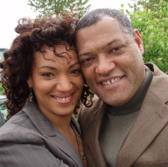 """Karen Holness plays wife of Laurence Fishbourne in feature Film """"Tortured"""""""