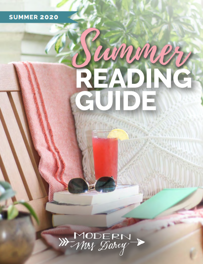 Modern Mrs. Darcy's Summer Reading Guide