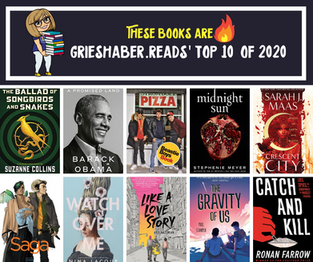 2020 Reading Wrap-Up