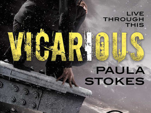 Vicarious by Paula Stokes