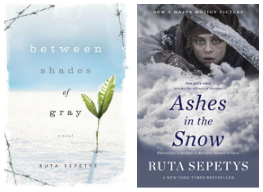 Between Shades of Gray (Ashes in the Snow) by Ruta Sepetys