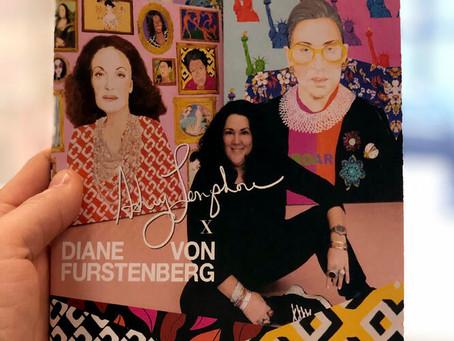 Client Spotlight: Diane von Furstenberg