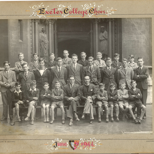 1944 Exeter College Choir
