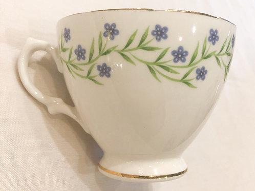 Vintage Royal Domino Collection Tea Cup