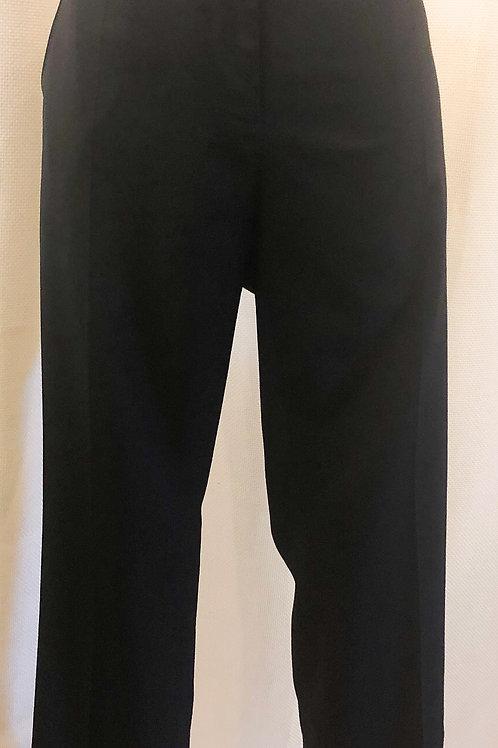 Vintage Black Burberry Trousers