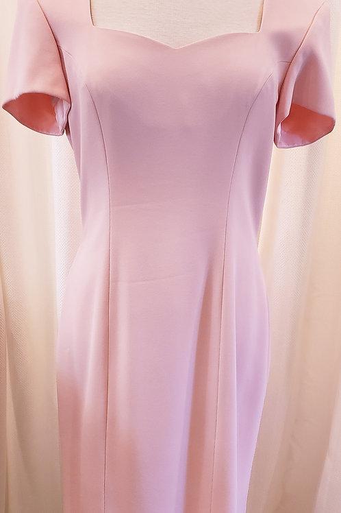 Vintage Pink Liz Claiborne Dress