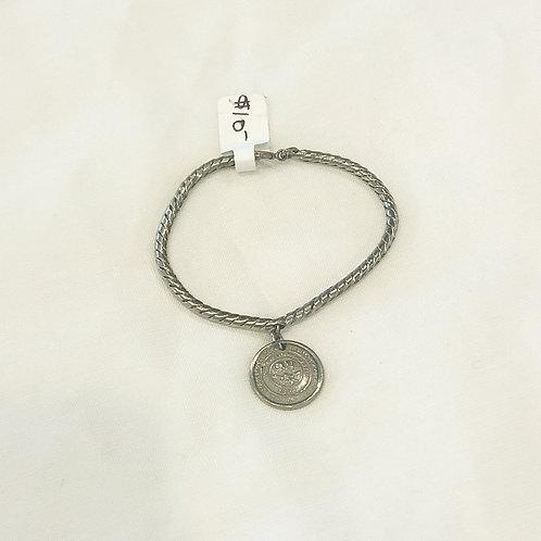 Vintage XS Adelphi College Bracelet