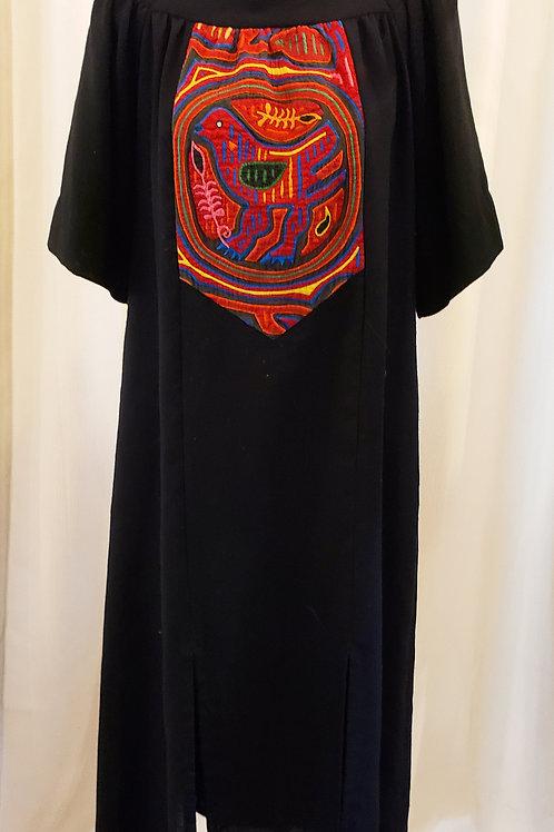 Vintage Black Leslie MacNeil Dress