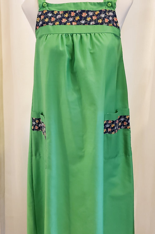 Vintage Green Sears Dress