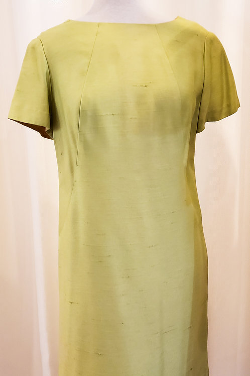 Vintage Green Henry Lee Dress