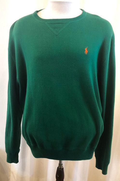 Vintage Dark Green Ralph Lauren Polo Sweater