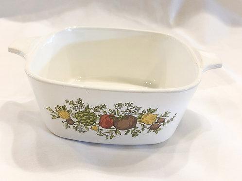 Vintage Small Corning Dish