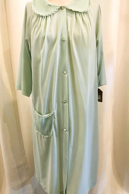 Vintage Pastel Green Nightgown