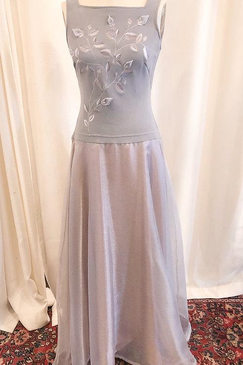 Vintage Purple Tadashi Dress