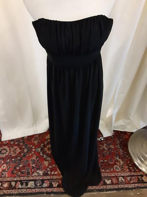 Vintage Black After Six Dress