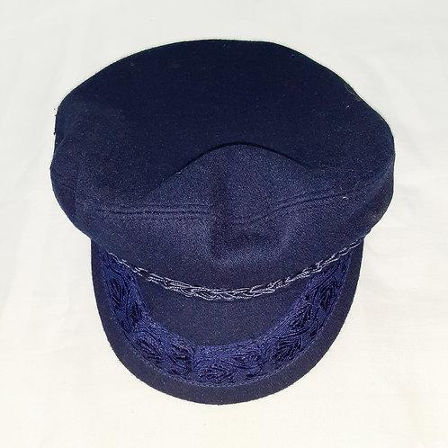 Vintage Greek Fisherman's Cap