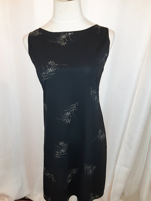 Vintage Black Jalate Dress