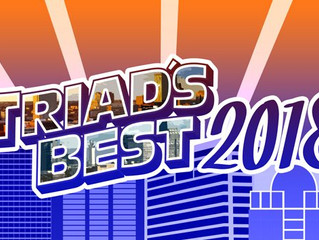 The 2018 Triad's Best