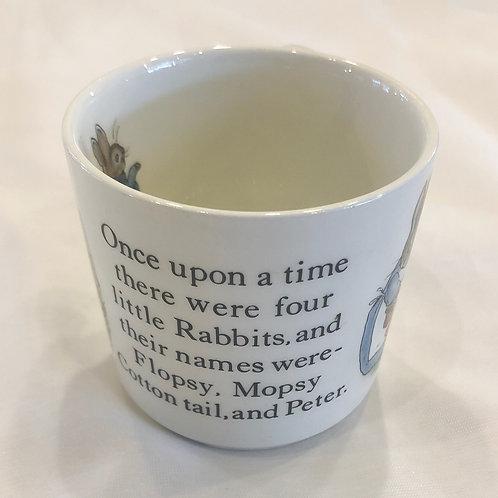 Vintage Wedgewood Peter Rabbit Mug