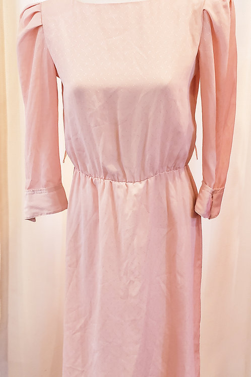 Vintage Pink Calhoun Dress