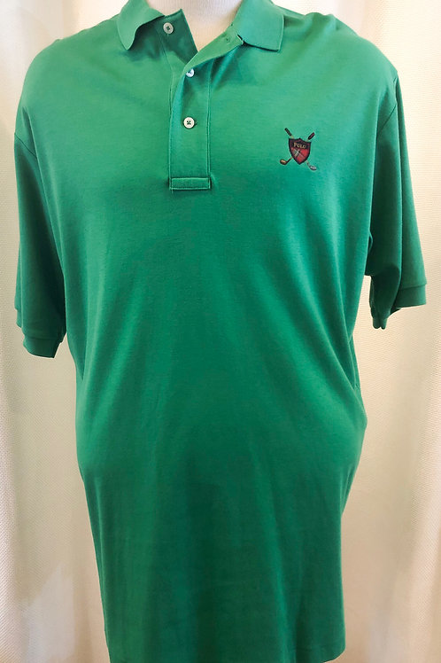 Vintage Dark Green Ralph Lauren Polo Tee