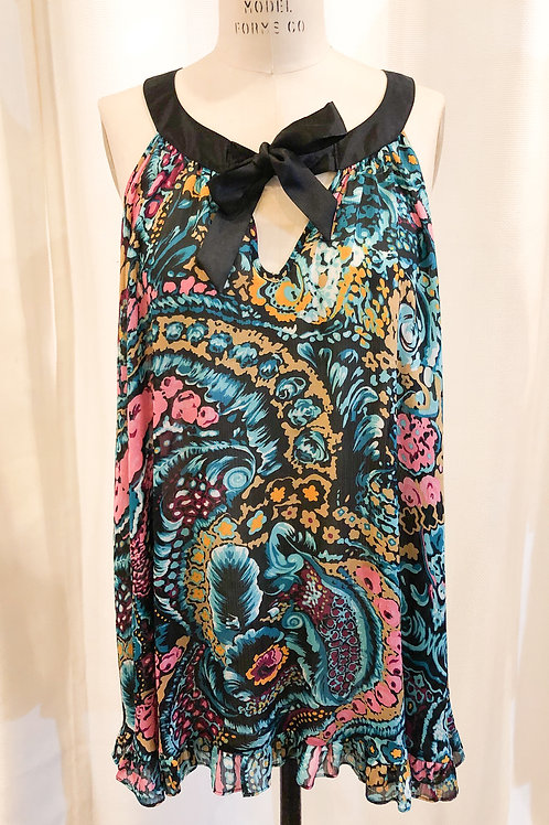Vintage Multicolored Betsey Johnson Nightgown