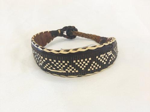 Vintage Woven Bracelet