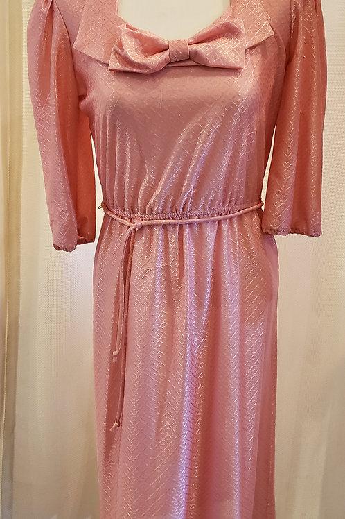 Vintage Pink CBGB Dress