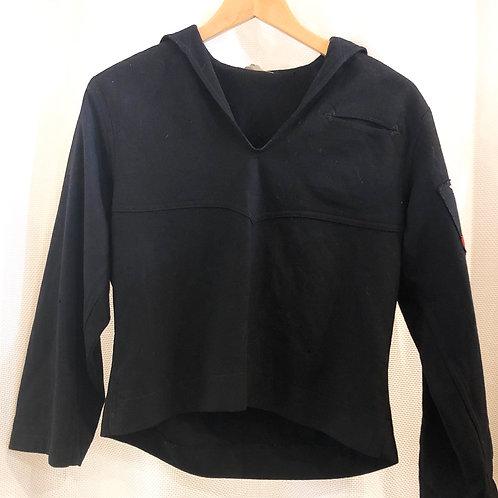 Vintage Black Sweatshirt