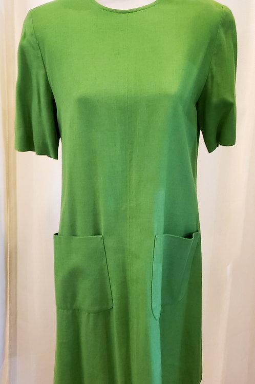 Vintage Green Chetta B Dress