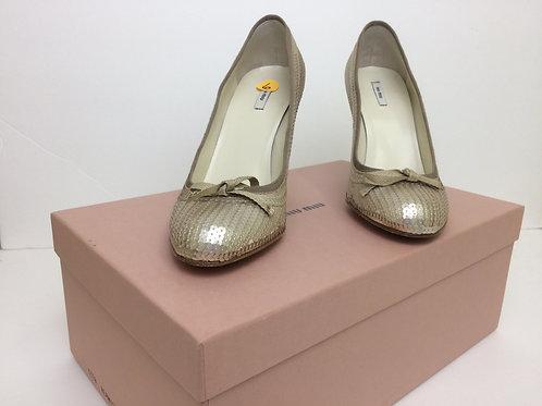 Vintage Mui Mui Size 6 Heels