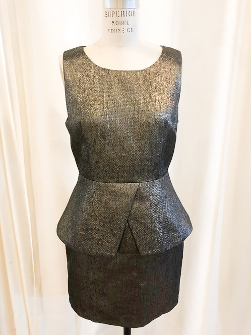 Vintage Karlie Peplum Dress