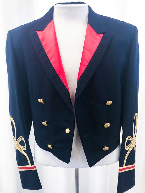 Vintage Navy Lauterstein's Uniform Jacket