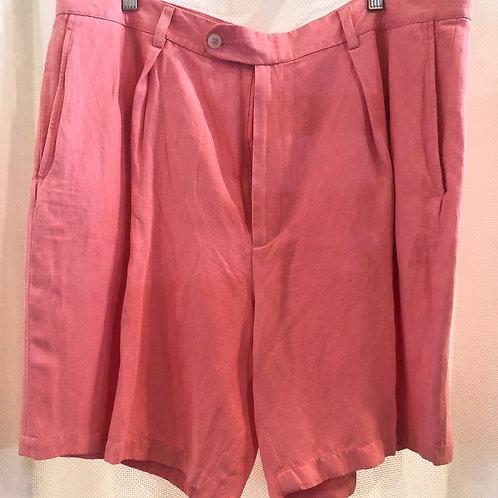 Vintage Coral Peter Miller Shorts