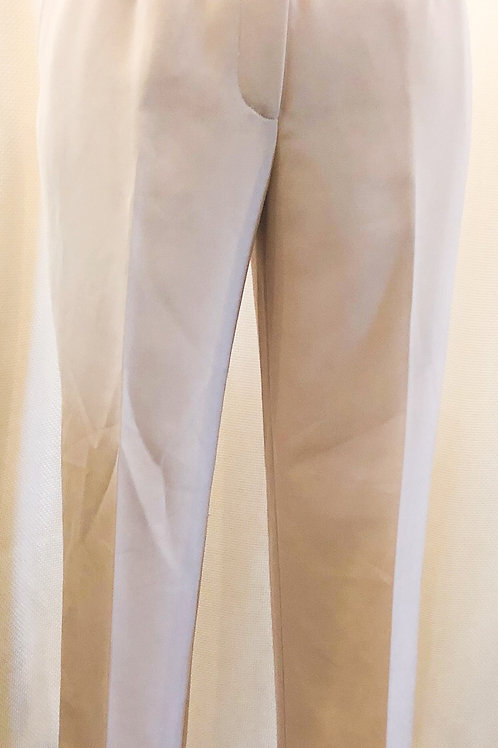 Vintage Cream Nicole Miller Trousers