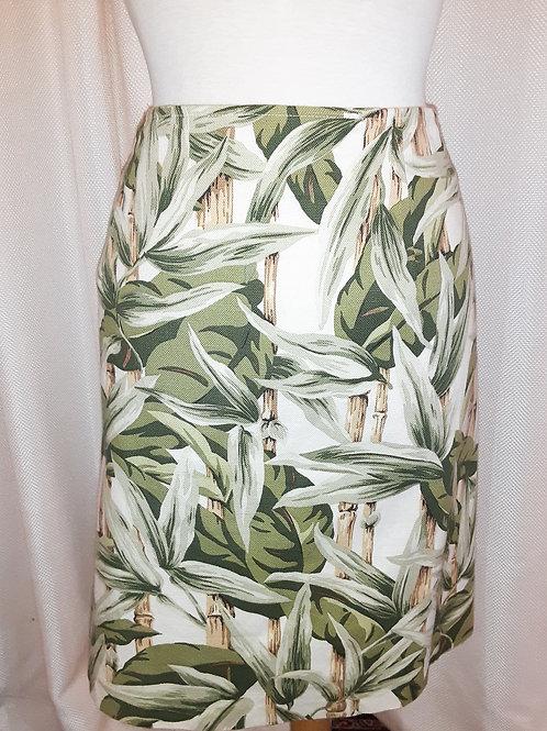 Vintage Bamboo Skirt