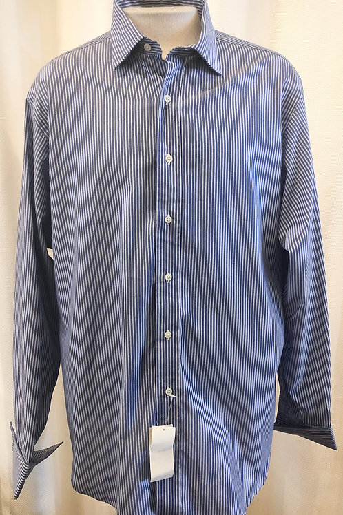Vintage Striped Ralph Lauren Polo Button Down