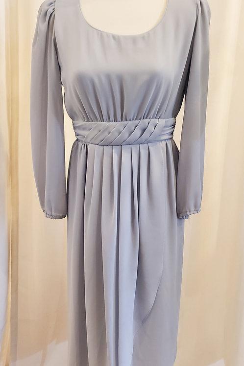 Vintage Gray Miss Elliette Dress