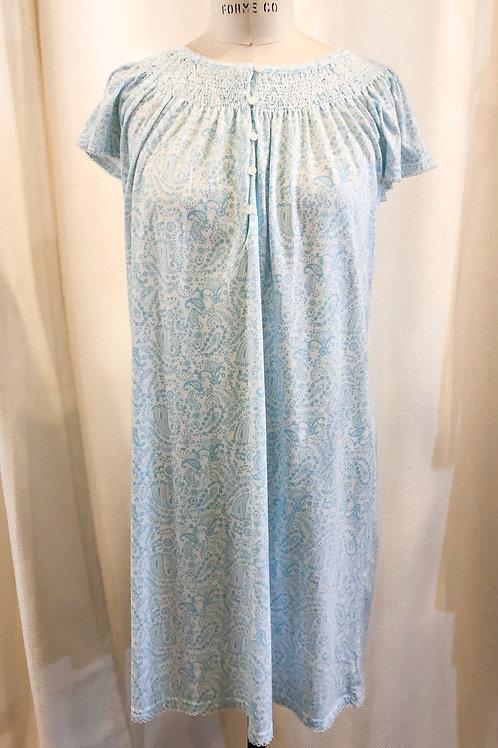 Vintage Paisley Miss Elaine Nightgown