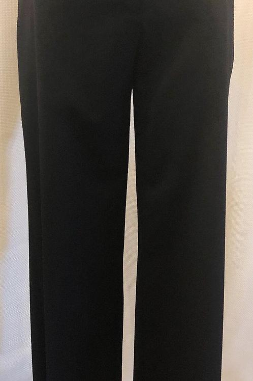 Vintage Black Burberry Long Trousers
