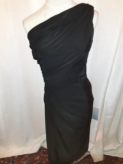 Vintage Black Tadashi Dress