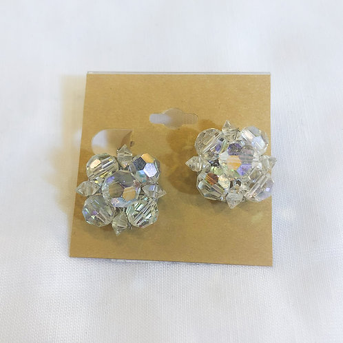 Vintage Coro Clip-On Earrings