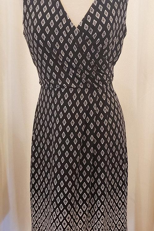 Vintage White House Black Market Diamond Dress